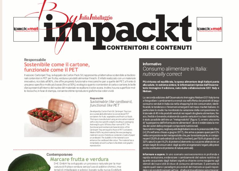 Impackt by ItaliaImballaggio n.1/2018